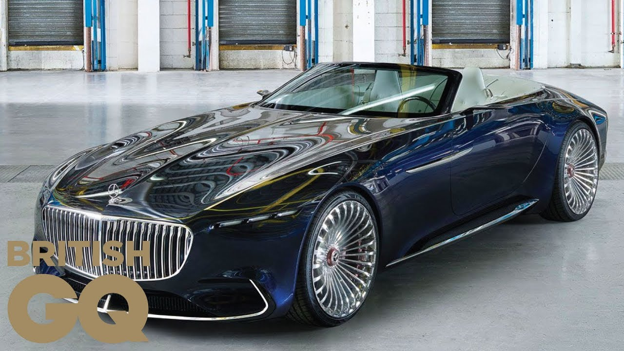 mercedes-maybach 6 cabriolet reviewed | british gq - youtube