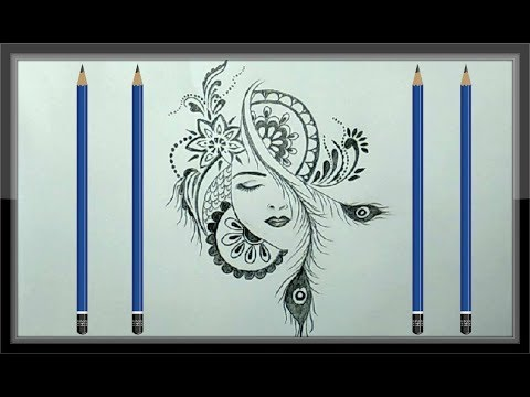 cool-drawings---pencil-drawing-a-beautiful-picture-➤easy