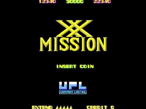 XX Mission (Arcade Music) Main Theme I