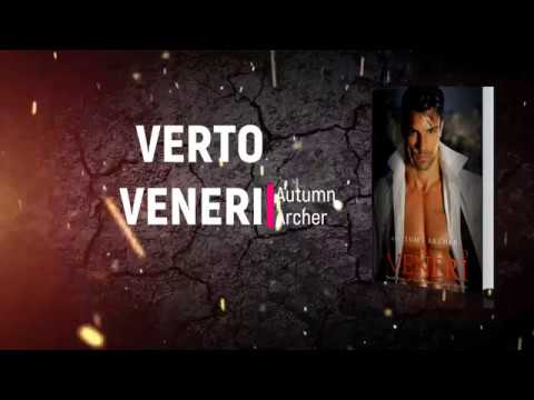Verto Veneri by Autumn Archer Book Trailer