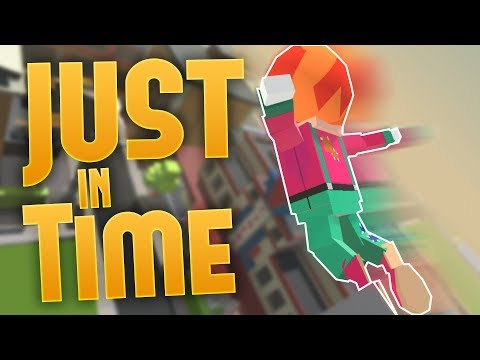 Just In Time - Don't Jump Bob! - Logging Loggers & Bloodthirsty Crows - Just In Time Gameplay (End)