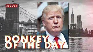 Donald trump took to twitter comment on four new democratic congresswomen of color, alexandria ocasio-cortez york, ilhan omar minnesota, ayanna ...