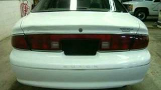 2000 Buick Century #1F140M in McPherson Lindsborg, KS - SOLD