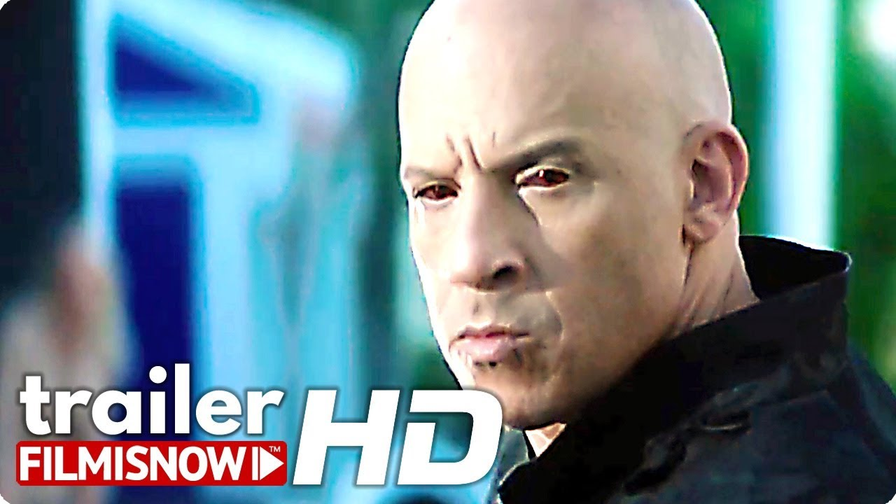 BLOODSHOT Trailer (2020) Vin Diesel Superhero Movie - YouTube