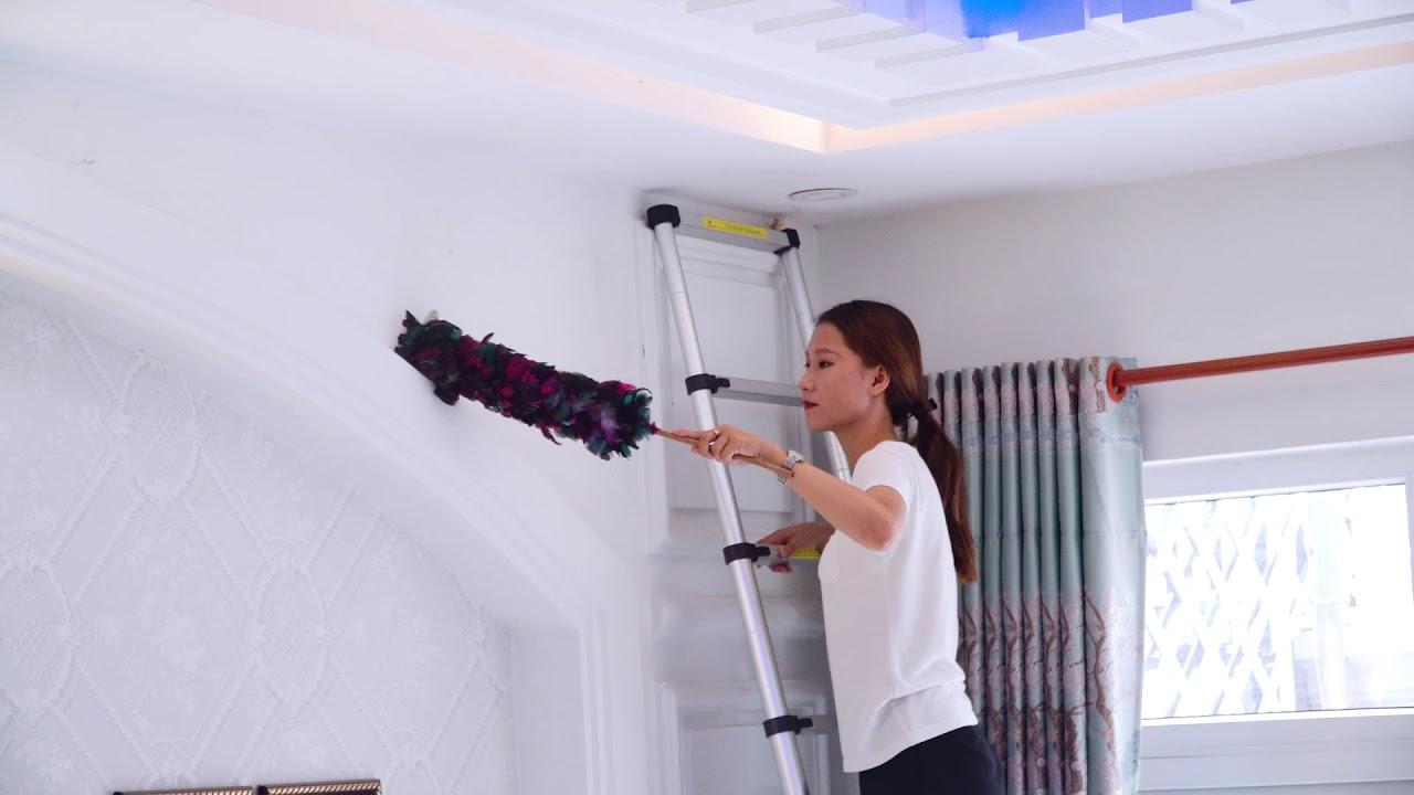Video quảng cáo thang nhôm độc đáo - Thang Hakawa - [videobanhang.com]