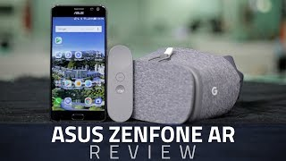 Asus ZenFone AR Review | Camera, AR+VR Support, Specs, and More