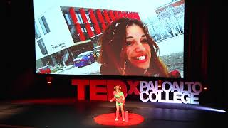The One Question That Could Change Everything | Ana Ribeiro | TEDxPaloAltoCollege