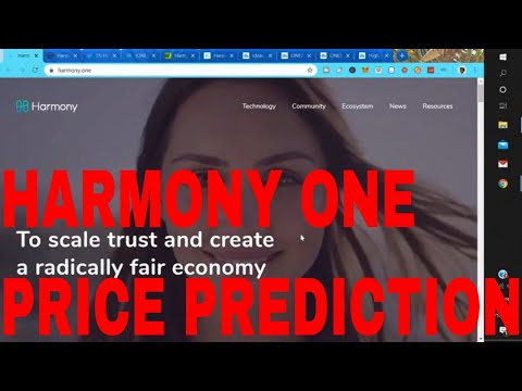 harmony one cryptocurrency coin prediction