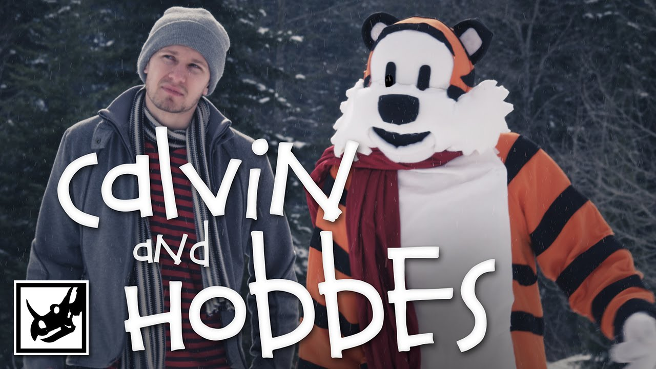 Calvin and Hobbes: The Movie (Trailer)   Gritty Reboots
