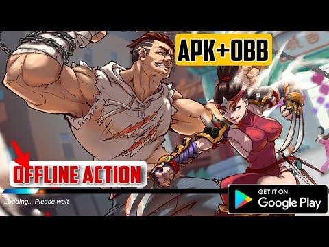 Brutal Street 2 Android | Apk+Obb | Best Offline Action Game | Download Now