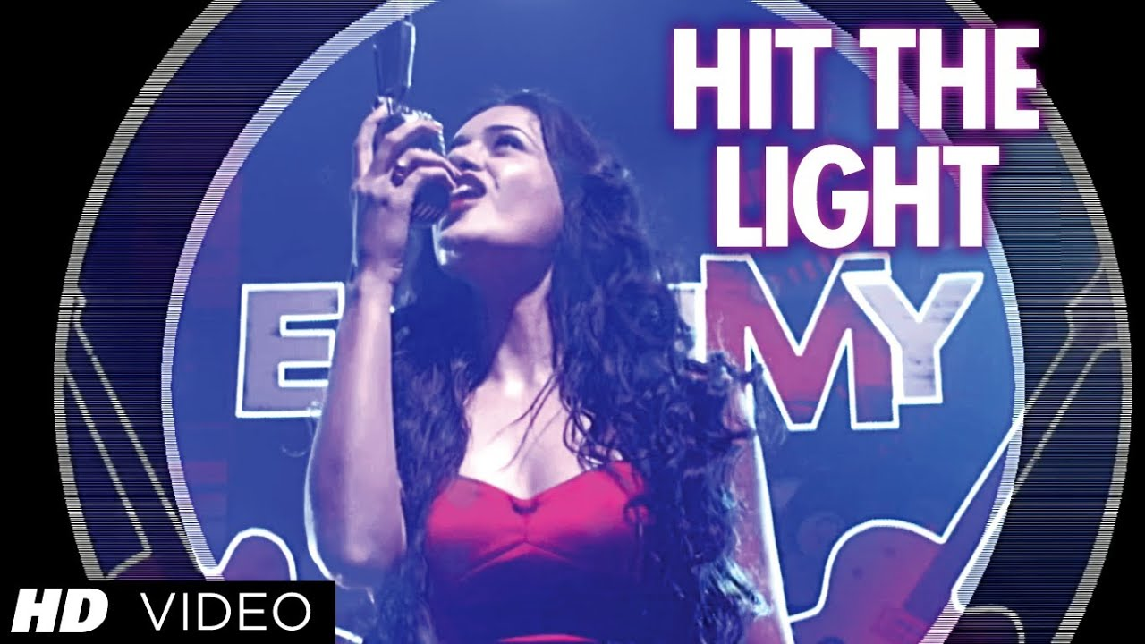 """Download """"Hit The Lights"""" Enemmy Video Song   Mithun Chakraborty, Suniel Shetty & Others"""