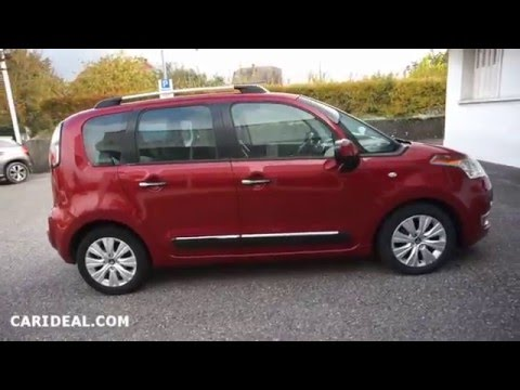 citroen c3 picasso hdi 110 exclusive occasion carideal mandataire auto chambery 2 youtube. Black Bedroom Furniture Sets. Home Design Ideas