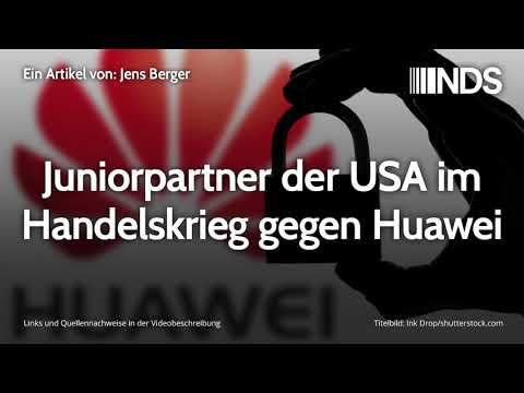 Juniorpartner der USA im Handelskrieg gegen Huawei   Jens Berger   NachDenkSeiten-Podcast