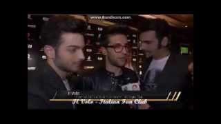 Il Volo - Sony Music Latin - After Party (sottotitoli in italiano)
