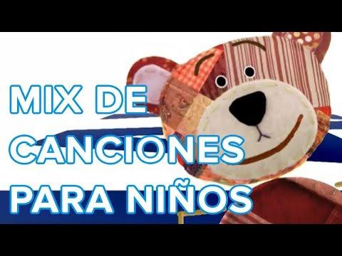 Mix de canciones para niños - Grandes éxitos de Traposo