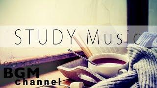 """STUDY Music"" - Relaxing Jazz & Bossa Nova Music - Chill Out Cafe Music"