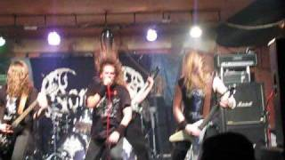 Nominon - Malicious Torment - Live in Live Metal Club, Bucharest, 16.10.2008