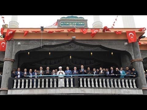 Gaziantep Ali Erçelebi Camii dualarla ibadete açıldı