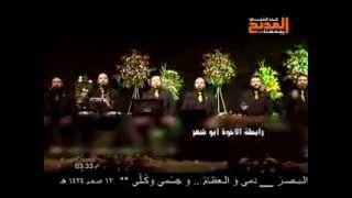 إني أحب محمدا  والله خير شاهد