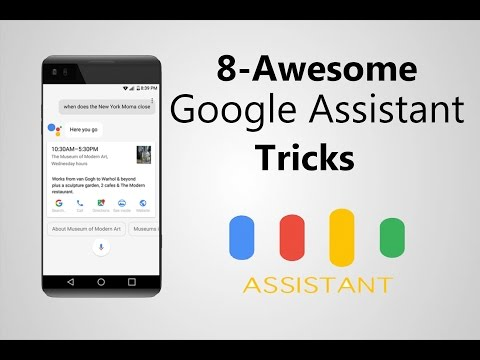Thumbnail: 8 Awesome Google Assistant Tricks You Must Try (2017)