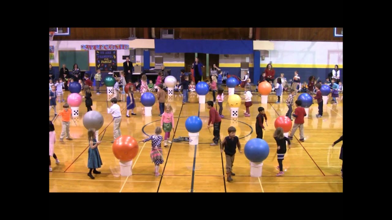 We Are Family Drums Alive Kindergarten Routine