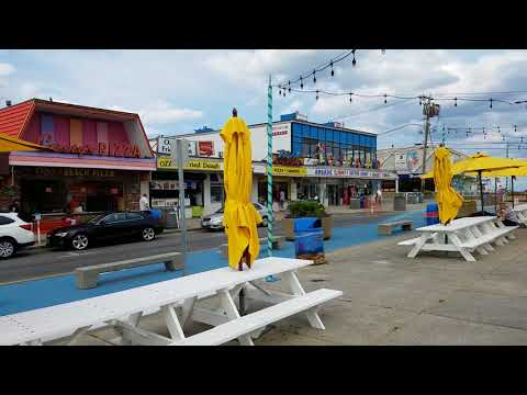 Sights & Sounds of Salisbury Beach & Hampton Beach August 2017