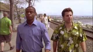 Psych Season 1-8 - Shawn & Gus Nicknames