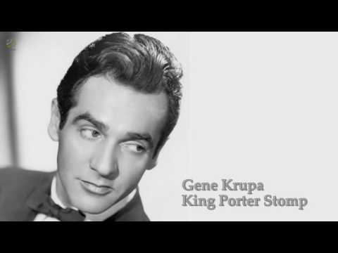 Gene Krupa - King Porter Stomp [HQ]