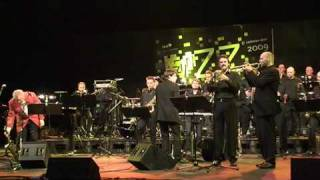 Big Band RTV Slovenija in Paquito D