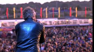 The National perform 'England' at Reading Festival 2011 - BBC