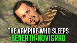 Witcher 3: The Vampire who Sleeps Beneath Novigrad