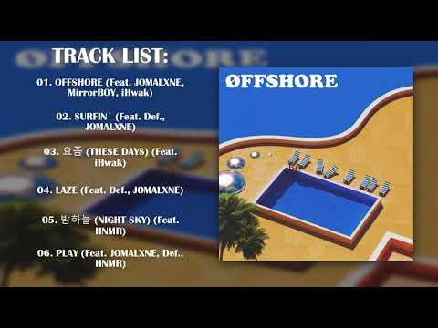 [MINI ALBUM] OFFSHORE – SCENE #1