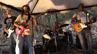 The Grass - Wake up and live - Bob Marley cover