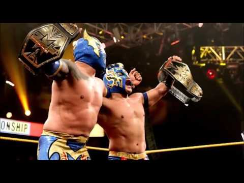 The Lucha Dragons 3rd WWE Theme Song For 30 minutes Lucha Lucha