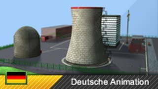 Funktionsweise von Kernkraftwerken (KKW) / Atomkraftwerken (AKW)