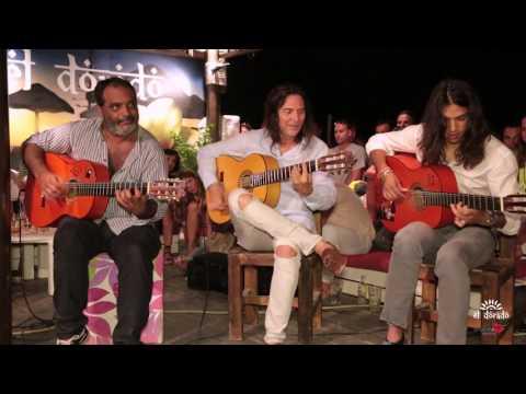 Tomatito, Paquete y Piraña en Los directos