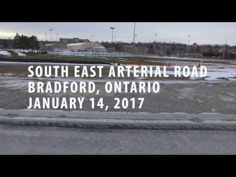 Bradford West Gwillimbury - South East Arterial Road
