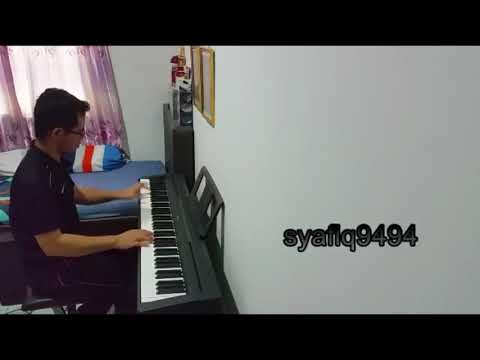 Siti Nordiana & Jaclyn Victor ~ Nisan Cinta (Piano Cover)