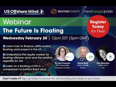 The Future is Floating Webinar