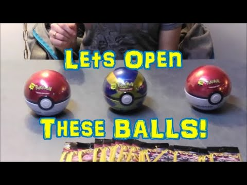Opening Poke Balls From Dollar General!