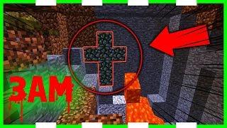 절대! 할로윈데이날 새벽 3시에 마크를 하지말아요~! 이상한 곳으로 가는 통로?! [3am challenges: 마인크래프트 상황극]minecraft - [마파TV]