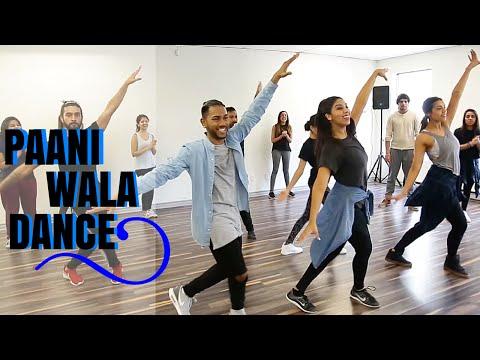 Paani Wala Dance - Shereen Ladha Master Class Series