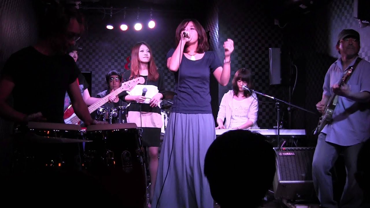 林明日香 2011.8.6 STAR PINES CAFE / 7. ake-kaze - 林明日香 - YouTube