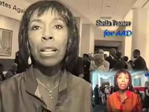 SHEILA FRAZIERATHLETES AGAINST DRUGS