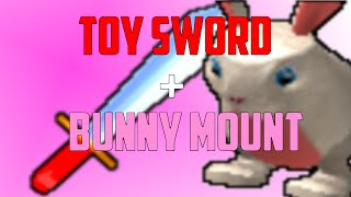 Roblox Reason 2 Die: Toysword + Bunny Mount Overview