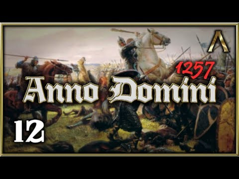 "Anno Domini 1257 - Quest for Independence Pt.12 - ""Battle for the Island of Mann"" [Warband Mod]"