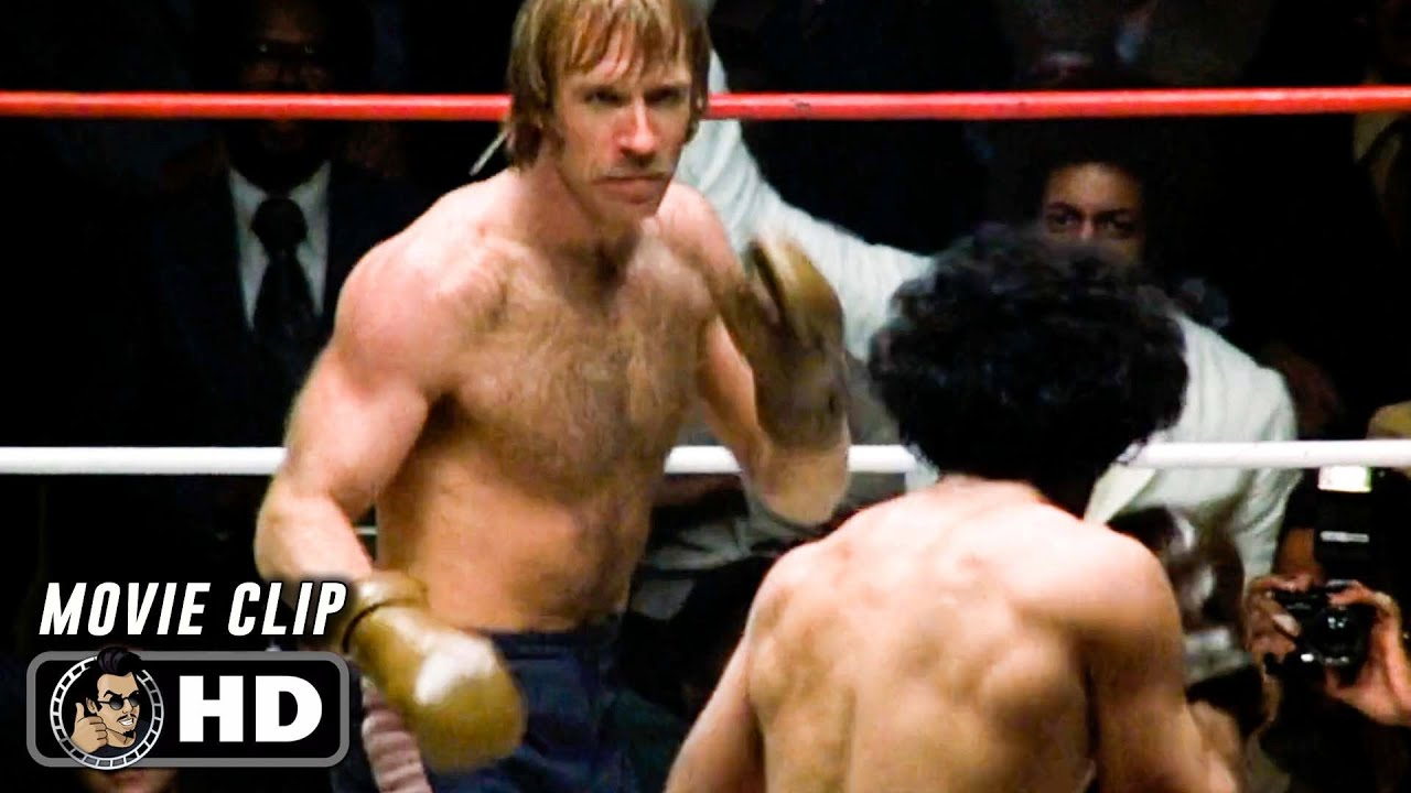 """Download A FORCE OF ONE Clip - """"Kickboxing"""" (1979) Chuck Norris"""