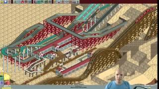 Rollercoaster Tycoon Scenario #2: Dynamite Dunes