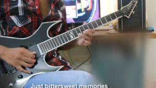 Bullet For My Valentine - Bittersweet Memories (Guitar Cover)