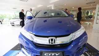 2014 Honda City 1.5 V Malaysia Walk-Around